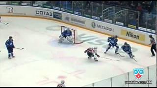 Сэйв Туомаса Таркки / Tarkki wins 1-on-1 against Immonen
