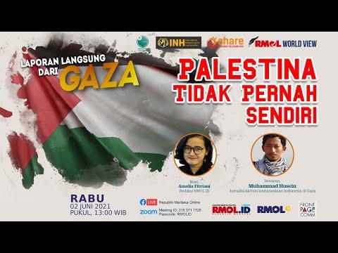 RMOL WORLD VIEW • Palestina Tidak Pernah Sendiri
