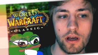 Sodapoppin ranks his favorite WoW Expansions, Classic Dungeons & Classes on tiermaker