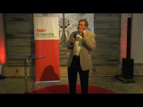 TEDxGreenville Pitch Night Faulkner