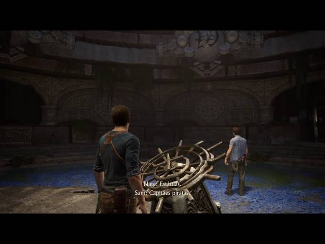 Uncharted 4 Chapter 12 Uncharted 4 Walkthrough Chapter 12 At Sea