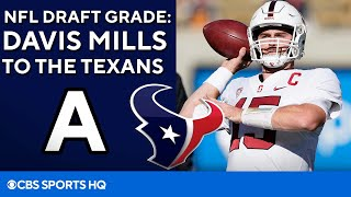 The Texans get the STEAL of the 2021 NFL Draft in Davis Mills   CBS Sports HQ