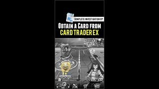 Yugioh Duel Links - Obtain a card from Card Trader EX