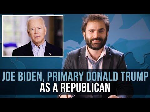 Joe Biden, Primary Donald Trump As A Republican - SOME MORE NEWS