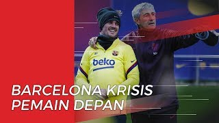 Barcelona Alami Krisis Pemain Lini Depan, Quique Setien Incar Striker Getafe, Angel Rodriguez