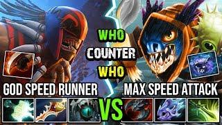 Is Bloodseeker still the best counter for Slark? EPIC Rapier BS Vs Max Speed Fatty Fish DotA 2