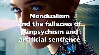 Nondualism and the fallacies of panpsychism and artificial sentience