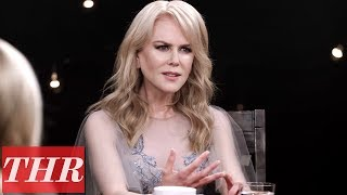 "Nicole Kidman: ""I Felt My Way Through The Character"" Of 'Big Little Lies' 