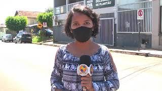 Uma mulher de 79 anos de idade, teve a casa invadida por um ladrão e foi violentamente agredida na manhã desta quinta-feira