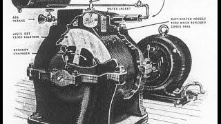 Уникальный роторный двигатель Н. Теслы - самый простой двигатель в мире! Tesla rotary engine.