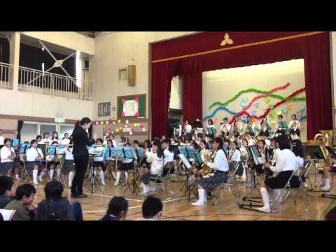 南部小学校校内コンサート2