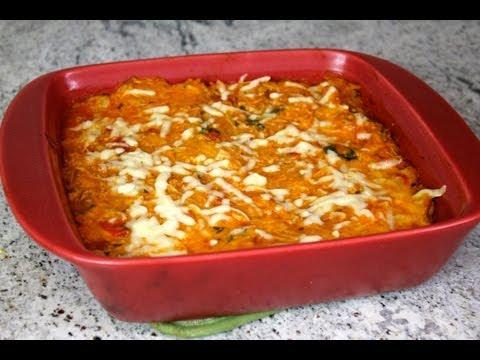 Video Healthy Spaghetti Squash Recipe