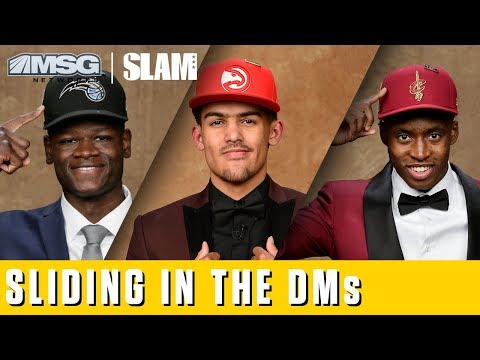 Sliding In The DMs | Trae Young, Mo Bamba, NBA Rookies 2018