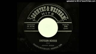 Johnny Singer - Shotgun Boogie (Country & Western Hits 240) [1963 rockabilly]
