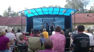 The Corn Potato String Band Live @ TORSÅKERS BLUEGRASSFESTIVAL 140705
