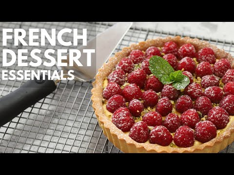 Learn to make 10 classic French desserts | Online dessert class for beginners