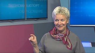 """Программа """"В тему""""  от 3.10.18: Юлия Рыбакова"""