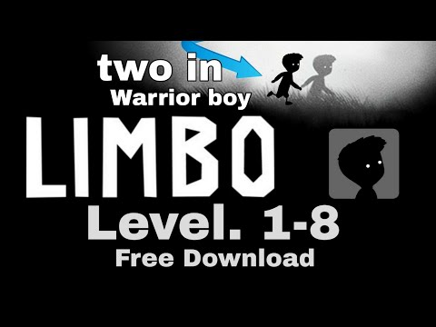 LIMBO Warrior boy level 1-8 full gameplay. and Free download