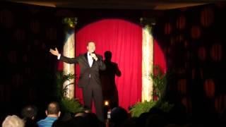 Jeff Grainger as Frank Sinatra