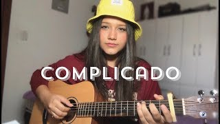 Complicado   Vitão, Anitta | Beatriz Marques (cover)