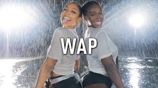 Cardi B - WAP (feat. Megan Thee Stallion) [Choreography Flying Steps Academy]