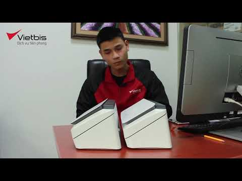 Unbox máy scan HP ScanJet 2000 s2, có khác với HP 2000 s1?