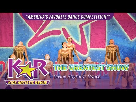 """The Greatest Show"" from Divine Rhythms Dance"