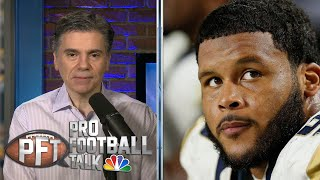 PFT Draft: NFL players who would make best bodyguards | Pro Football Talk | NBC Sports