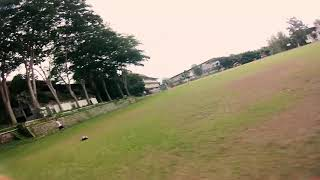 Chasing RC Car with FPV Drone