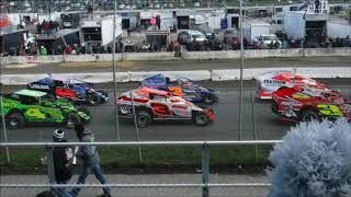 Orange County Fair Speedway - October 21,2018 - Eastern State 200