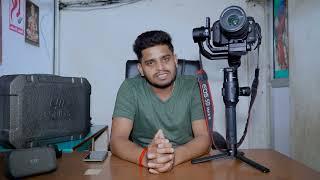 DJI Ronin-S || Gimble Unboxing & Review || Conon 5D Mark !!! | In Hindi |#VIRENDRA VIKRAM #2021 #Dji