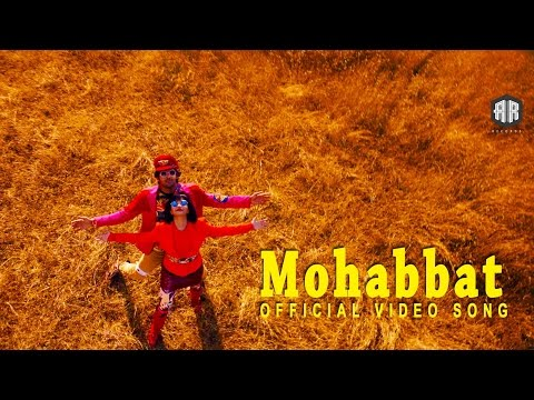 Double Barrel - Mohabbat Official Video Song  | Arya, Swati Reddy | Prashant Pillai