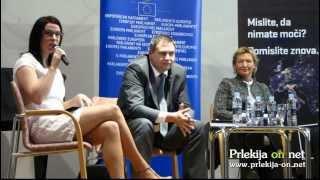 O sladkorni pesi - Okrogla miza Evropske poti in sredstva za razvoj Slovenije