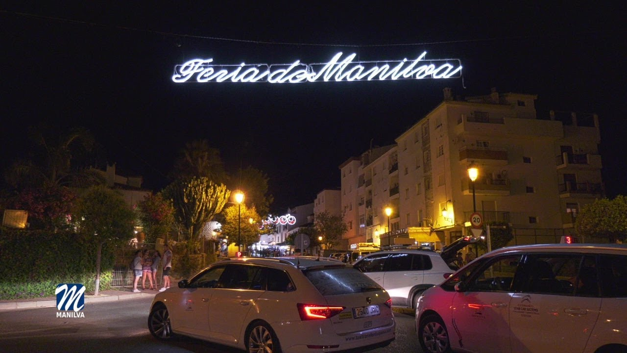 HOY ARRANCA  LA FERIA DE SANTA ANA EN MANILVA