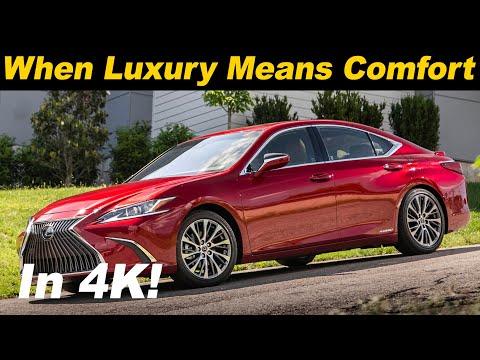 External Review Video hxJSP1AWeQs for Lexus ES (7th gen, XZ10)