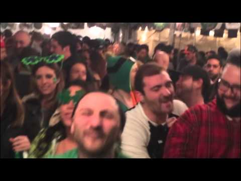 Backseat Love Affair Live @ Murph's St. Patricks Day