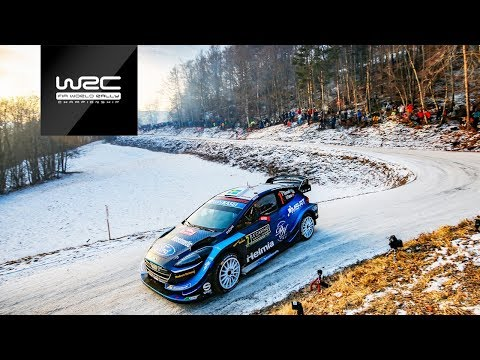 WRC - Rally Sweden 2019: Local Heroes