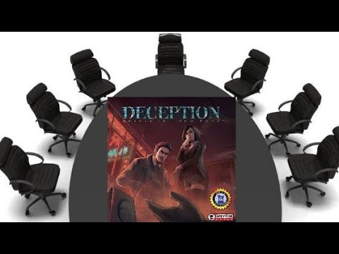 Deception Murder in Hong Kong Review - Chairman of the Board