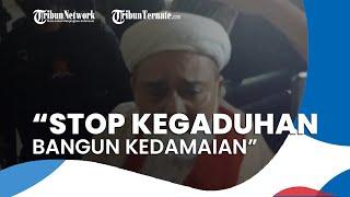 Pesan Rizieq Shihab saat Dipindahkan ke Rutan Bareskrim: Stop Kegaduhan, Bangun Kedamaian!