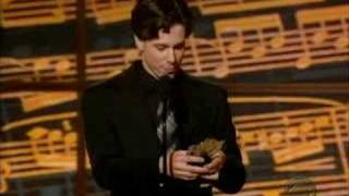 John Gallagher Jr gets 2007 Tony Award