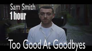 Sam Smith   Too Good At Goodbyes (1 Hour) One Hour