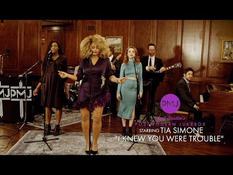I Knew You Were Trouble – Taylor Swift (Motown Style Cover) ft. Tia Simone