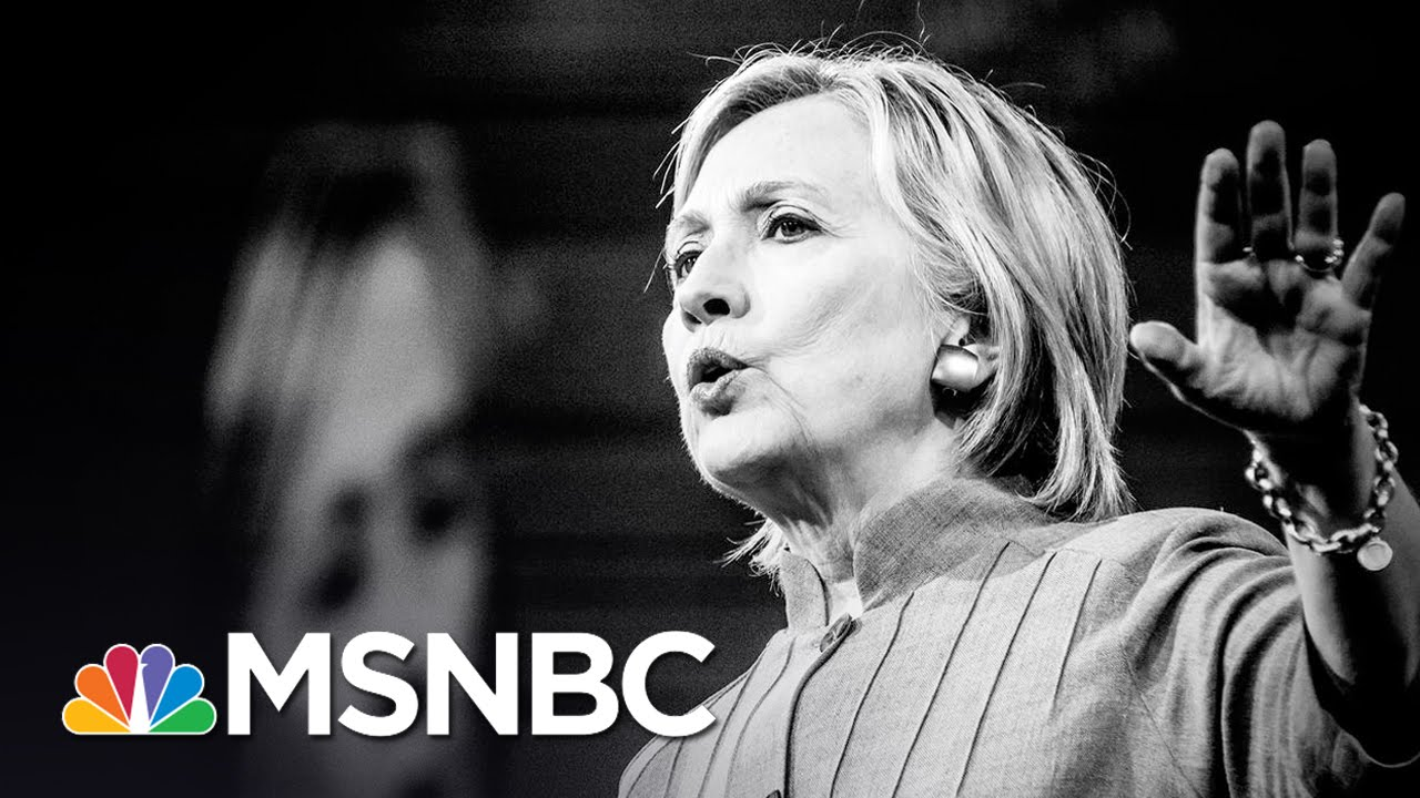 FBI: No Evidence Hillary Clinton's Email Accounts Hacked | MSNBC thumbnail