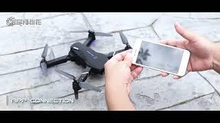 Eachine E520 WIFI FPV With 4K/1080P HD Wide Angle Camera High Hold Mode Foldable RC Drone