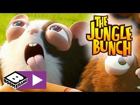 The Jungle Bunch | More Than Strength | Boomerang UK