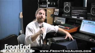 Avid Mbox 3 Pro FireWire Audio Interface