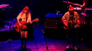 Angus and Julia Stone - What You Wanted @ Tivolivredenburg (3/7)