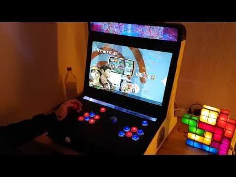 Bartop Arcade Cabinet - HyperPie - смотреть онлайн на Hah Life