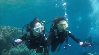 Gopro 沖縄 ダイビング 子供