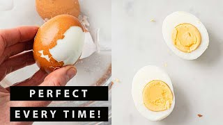 hard boiled eggs in muffin tin pinterest